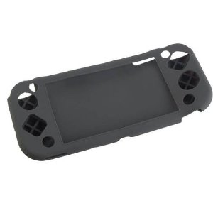 Case de silicone para Nintendo Switch Lite Cinza - Importado
