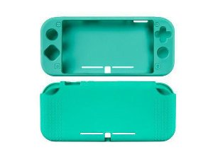 Case de silicone para Nintendo Switch Lite Verde - Importado