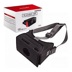 Óculos VR Nintendo Switch Realidade Virtual - Oivo