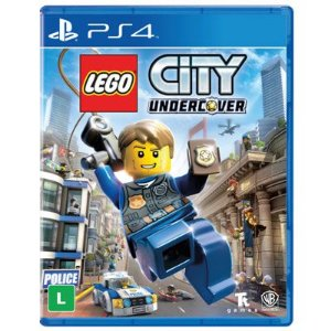Usado Jogo PS4 Lego City Undercover - Warner Bros