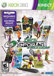 Usado Jogo Xbox 360 Kinect Deca Sports Freedom - Hudson