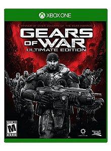 Jogo Xbox One Gears of War: Ultimate Edition - Microsoft