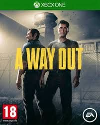 Jogo Xbox One A Way Out - Electronic Arts