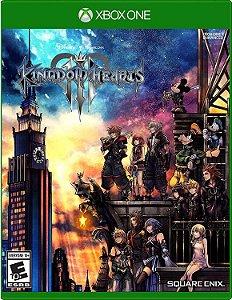 Jogo Xbox One Kingdom Hearts III 3 - Square Enix