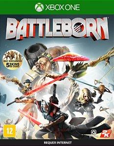Jogo Xbox One Battleborn - 2k
