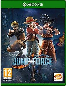 Jogo Xbox One Jump Force - Bandai Namco