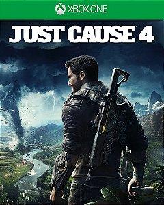 Jogo Xbox One Just Cause 4 - Square Enix