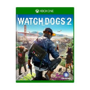 Jogo Xbox One Watch Dogs 2 - Ubisoft