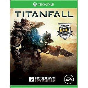 Usado Jogo Xbox One Titanfall - EA