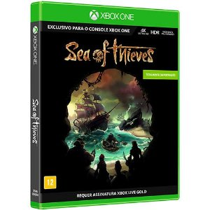Usado Jogo Xbox One Sea of Thieves - Microsoft