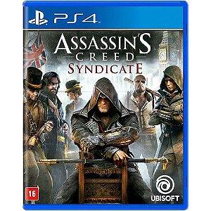 Usado Jogo Ps4 Assassins Creed Syndicate - Ubisoft