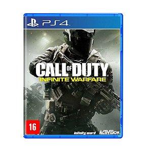 Jogo PS4 Call of Duty Infinite Warfare - Activision