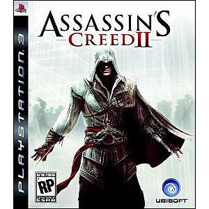 Jogo PS3 Assassins Creed II - Ubisoft