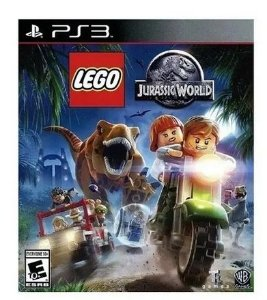 Jogo PS3 LEGO Jurassic World - WB Games