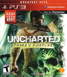 Jogo PS3 Uncharted Drakes Fortune - Sony