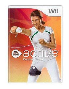 Usado Jogo Nintendo Wii EA Sports Active Personal Trainer - EA