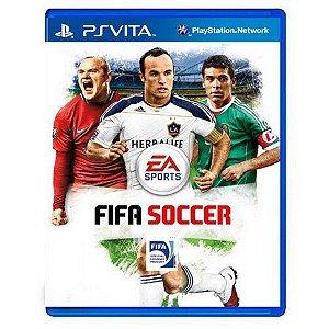 Usado Jogo PS Vita FIFA Soccer  - EA Sports