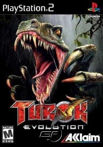 Usado Jogo PS2 Turok Evolution - Electronic Arts