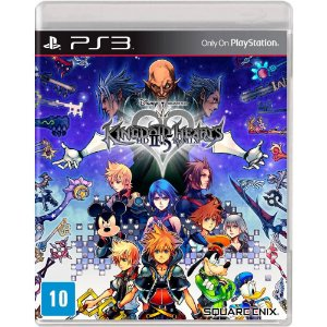 Usado Jogo PS3 Kingdom Hearts HD 2.5 ReMIX - Square Enix