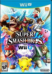 Usado Jogo Nintendo Wii U Super Smash Bros - Nintendo