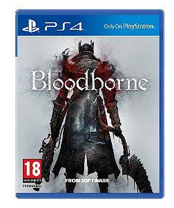 Usado Jogo PS4 Bloodborne - Sony