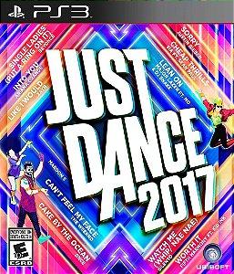 Usado Jogo PS3 Just Dance 2017 - Ubisoft