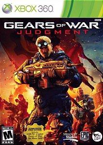 Usado Jogo Xbox 360 Gears of War Judgment - Microsoft