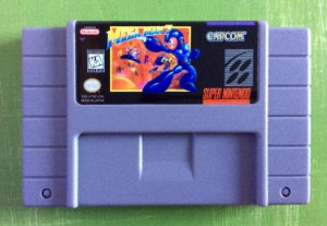 Usado Jogo Super Nintendo Megaman 7 com Manual - Nintendo