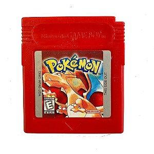 Usado Jogo Nintendo Game Boy Pokemon Red Version - Nintendo