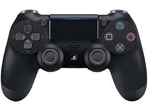 Controle PS4 Dualshock 4 Sem Fio PRETO - Sony
