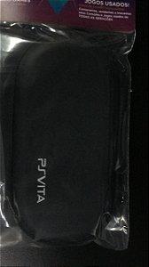 Capa de Proteção Ps Vita Case Neoprene - Preto