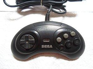 Usado Controle Master System com 6 Botões - TecToy