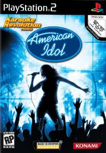 Usado Jogo PS2 Karaoke Revolution Presents American Idol - Konami