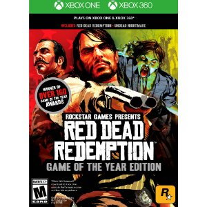 Usado Jogo Xbox One Red Dead Redemption + Undead Nightmare Game of the Year Edition - Rockstar