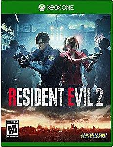 Jogo Xbox One Resident Evil 2 - Capcom