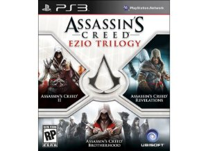 Usado Jogo PS3 Assassins Creed: Ezio Trilogy em Português- Ubisoft