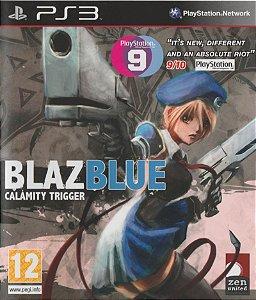 Usado Jogo PS3 BlazBlue: Calamity Trigger - Aksys Games