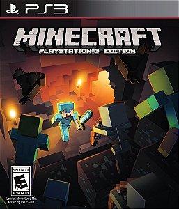 Usado Jogo PS3 Minecraft - Mojang