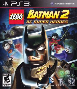 Usado Jogo PS3 LEGO Batman 2 DC Super Heroes - Warner Bros Games