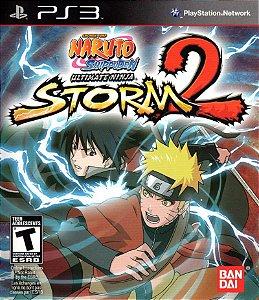 Usado Jogo PS3 Naruto Shippuden: Ultimate Ninja Storm 2 - Bandai