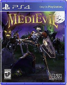 Usado Jogo PS4 MediEvil - Sony