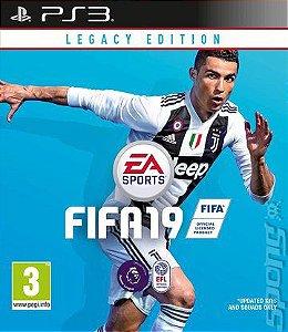 Usado Jogo PS3 FIFA 19 - EA Sports