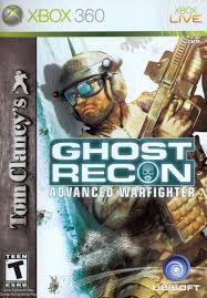 Usado Jogo XBOX 360 Tom Clancy's Ghost Recon: Advanced Warfighter - Ubisoft