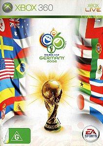 Usado Jogo Xbox 360 FIFA World Cup 2006  - EA Sports