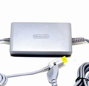 Fonte de Alimentação para Nintendo Wii U bivolt - Nintendo