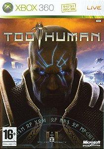 Usado Jogo Xbox 360 Too Human - Microsoft