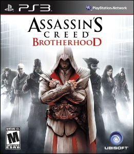 Usado Jogo PS3 Assassins Creed Brotherhood - Ubisoft