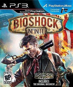 Jogo PS3 BioShock Infinite - 2K
