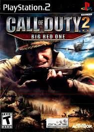 Jogo PS2 Call of Duty 2 Big Red One - Activision