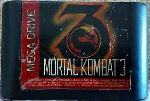 Usado Jogo Mega Drive Mortal Kombat 3 - Sega